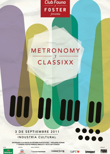 Foster Presenta: Metronomy & Classixx