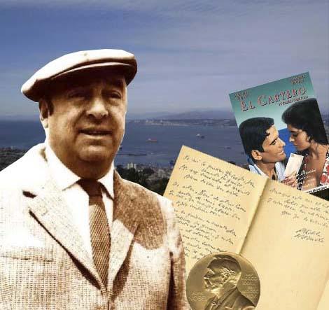 Grandes artistas, grandes estilos: Pablo Neruda