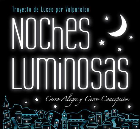 Noches Luminosas en Valparaíso