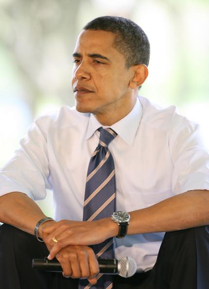 El accessorio barato de Obama