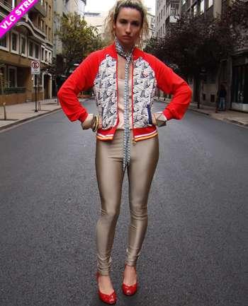 Fernanda – outfit VLC