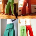 Pantalones y Faldas Thai