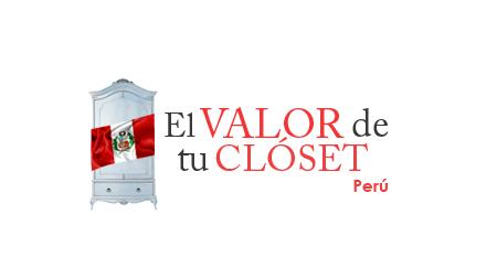 El diseño en Perú + El valor de tu clóset Perú