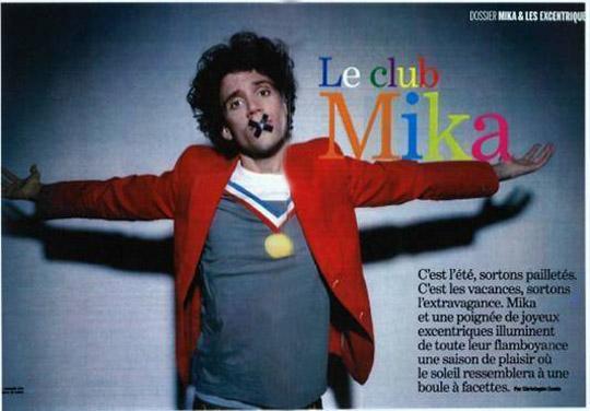 Mika: Música y estilo a colores