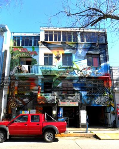 Plan B: propuesta de diseño independiente en Concepción