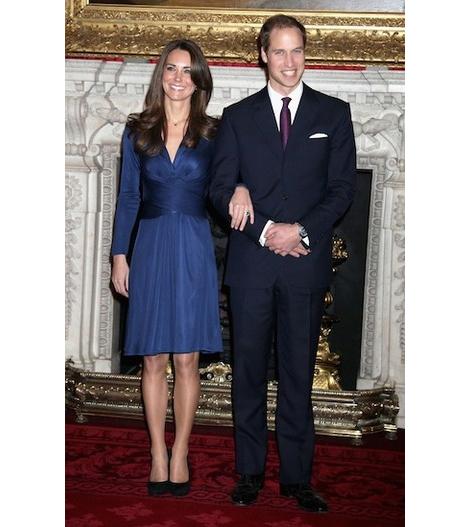 El impacto Real: Kate Middleton y su look