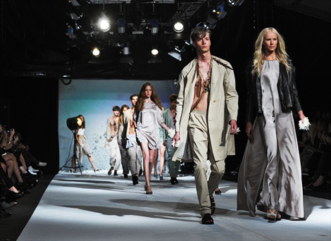 Stockholm Fashion Week: Carin Wester, Hope y The Local Firm
