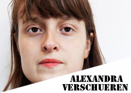 Hyères 2010: Alexandra Verschueren
