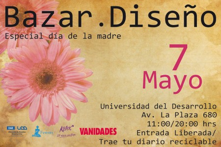 Bazares para el Día de la Madre