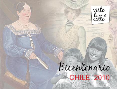 El Bicentenario en VLC : La vestimenta aymara