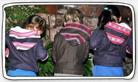 MI CARACOL: ropa para nuestros primeros años