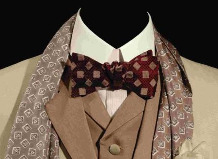 La corbata: una historia de evolución