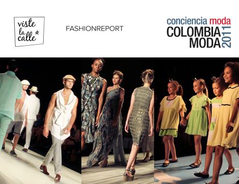 ColombiaModa 2011: Amelia Toro, Beatriz Camacho y Akihito Hira