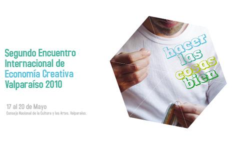 Segundo Encuentro Internacional de Economía Creativa