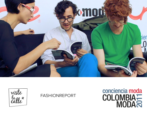 Fashion Report: Leitmotiv en ColombiaModa
