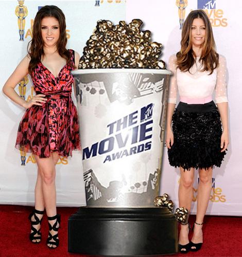 Los looks de MTV Movie Awards