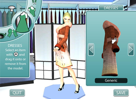 Project Runway, el video juego