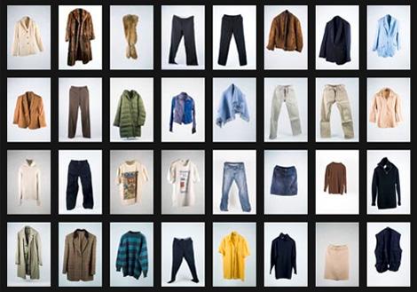 Reanimation: reciclaje de ropa usada