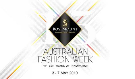 Rosemount Australian Fashion Week