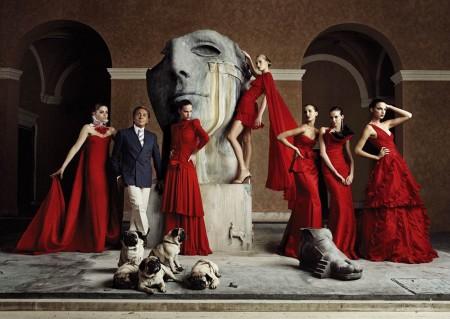 Cinéfilos VLC: Valentino, un rojo infinito
