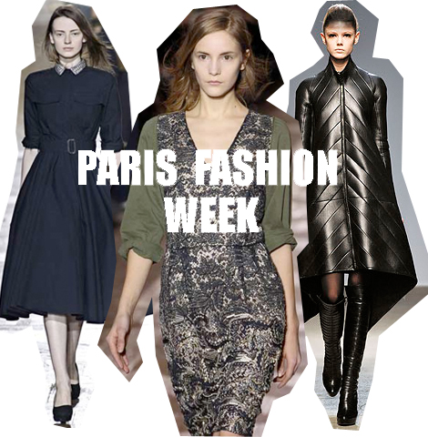 Paris Fashion Week: Gareth Pugh y Dries Van Noten