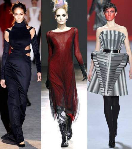 Paris Fashion Week: Hakaan, Yohji Yamamoto y Viktor&Rolf.