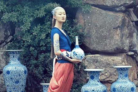 Jenny Ji + Sun Jun = Imperio Chino