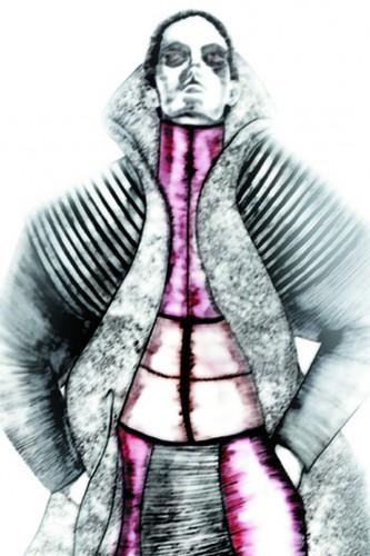Evoque Fashion Award: Sketch Contest