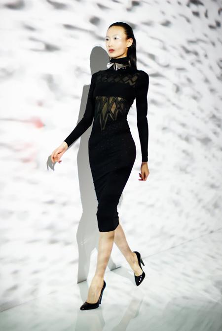 ANDAM Fashion Award: Anthony Vaccarello