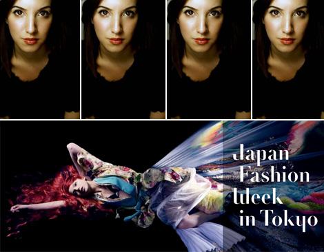 Japan Fashion Week: Fabiola Arias