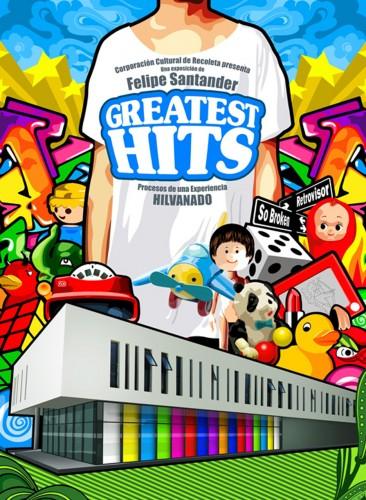 Felipe Santander: Greatest Hits