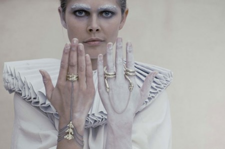 Bjorg: ¿joyas o amuletos?