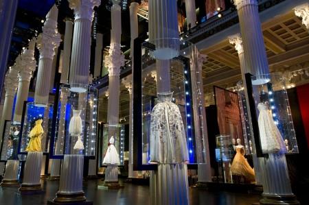 Dior + Arte en el museo Pushkin