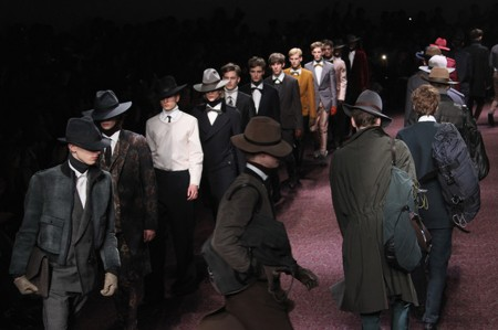 Paris Menswear Fashion Week: segunda parte