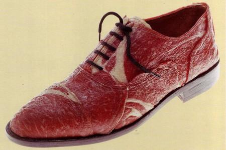 Zapatos que se comen, Tokio Kumagai