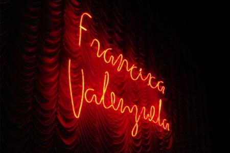 """Francisca Valenzuela y su """"Buen Soldado"""""""