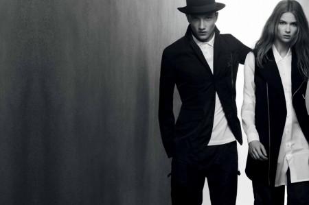 Y-3: Yohji Yamamoto para Adidas