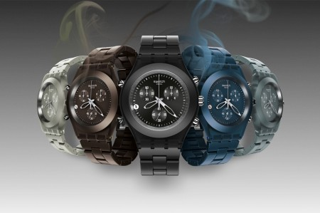 Swatch: Full-Blooded