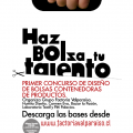 CONCURSO DE DISEÑO DE BOLSAS
