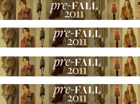 Pre-Fall 2011: Alexander Wang y Proenza Schouler