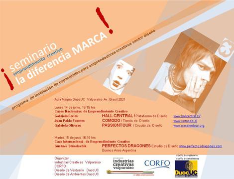 Seminario: ¡LA DIFERENCIA MARCA!
