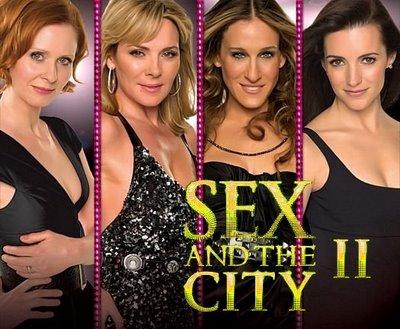 ¿Qué tendencias trae Sex and the City 2?