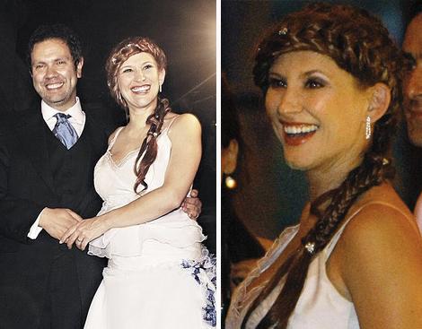 Peinados y novias