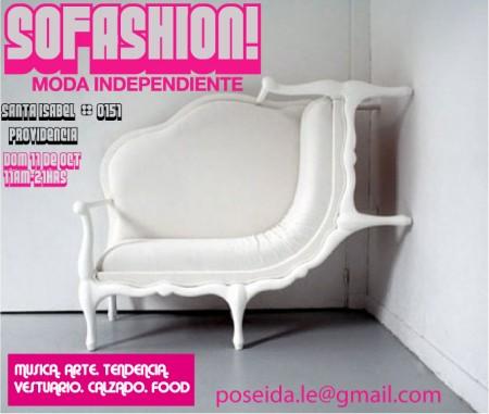 Feria: SoFashion moda independiente