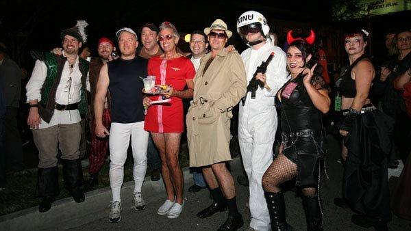 Halloween Parade -Los Angeles 2009-