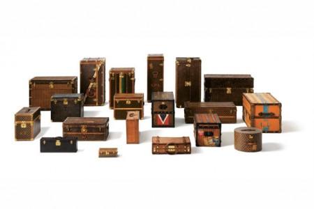 LV y la historia de sus trunks