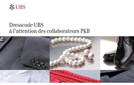 """UBS le dice a sus empleados: """"Vistan para impresionar"""""""