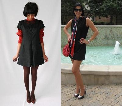 Usar el mismo vestido: la nueva tendencia