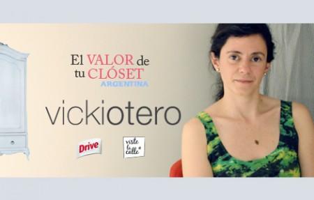 El valor de tu clóset Argentina: VICKI OTERO