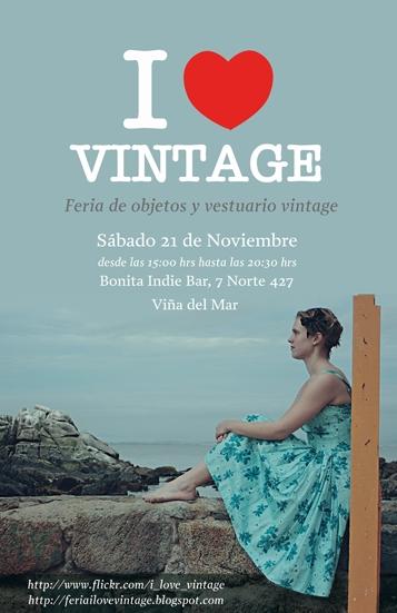 Feria: I Love Vintage